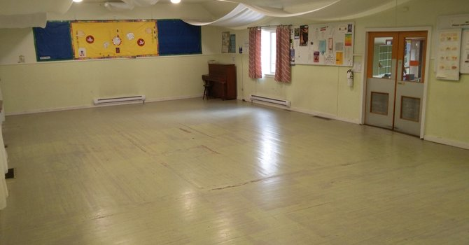 Community Space available at St. Hilda's image