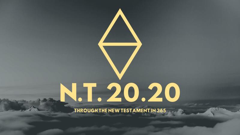Matthew 26 - Mark 02
