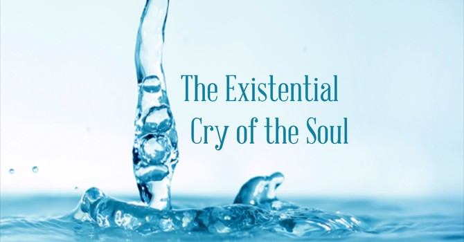 Jesus and the Existential Cry of the Soul image