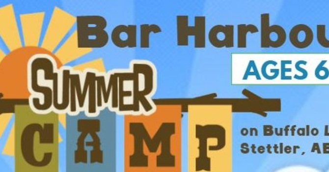 Bar Harbour Camp - July & August image