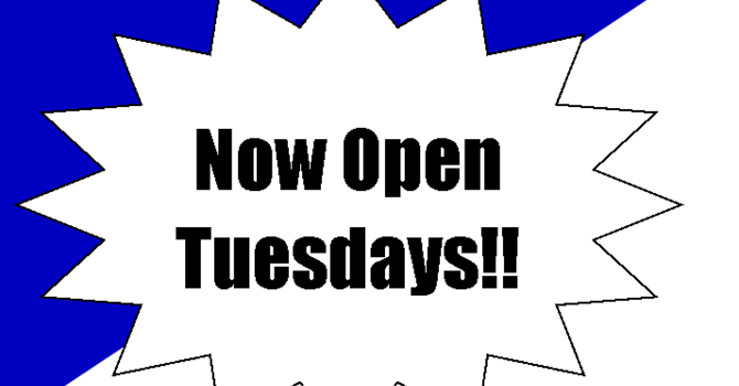 Thrift Store opening another day! image