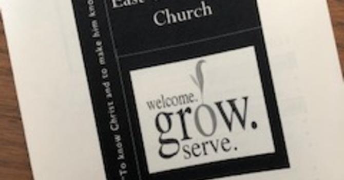 January 26, 2020 Church Bulletin image
