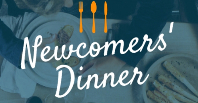 Newcomers' Dinner POSTPONED image