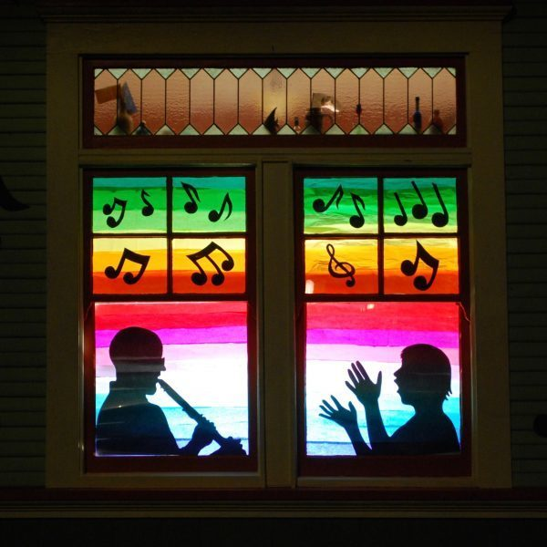 Do you remember Window Wanderland?