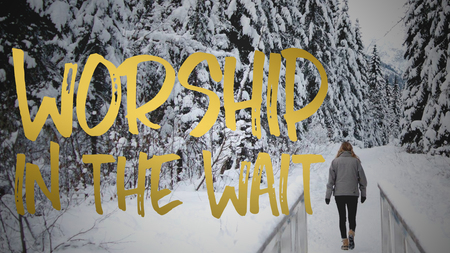 Worship In The Wait