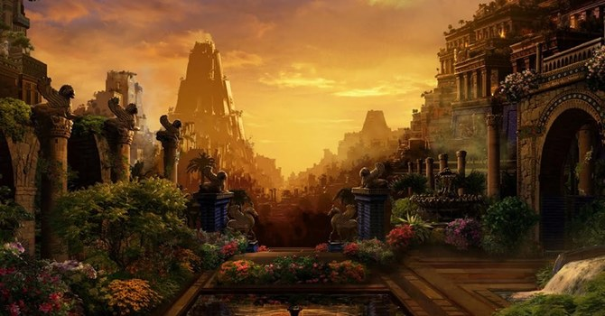Living in Babylon - A Glimpse