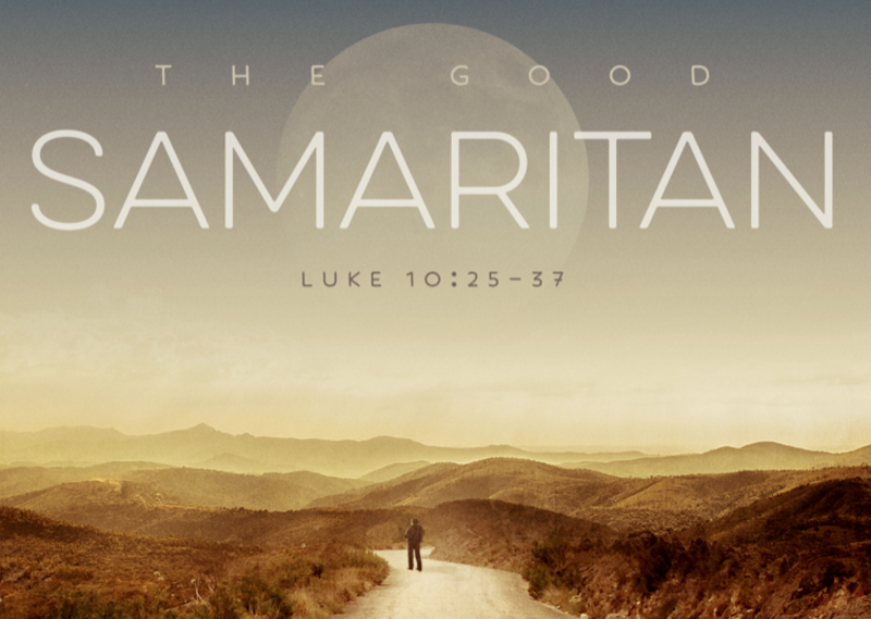 THE GOOD SAMARITAN REVISITED