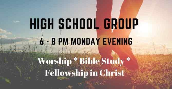 High School Ministry
