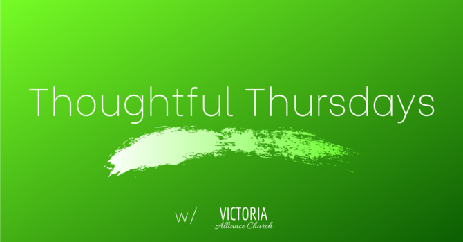 Thoughtful Thursday: Engaging with our World image