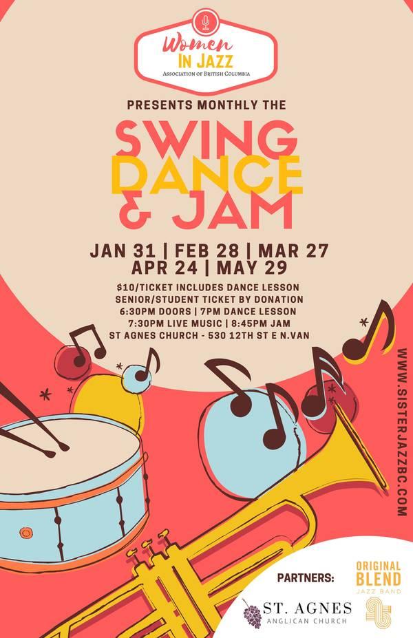 Swing Dance at St Agnes