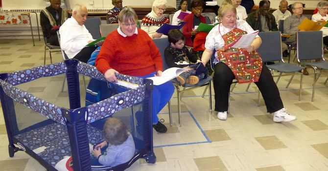 Wonderful Carol Party and Pageant image