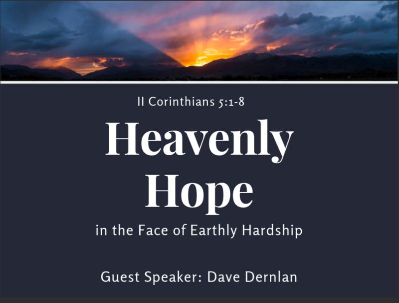 Heavenly Hope