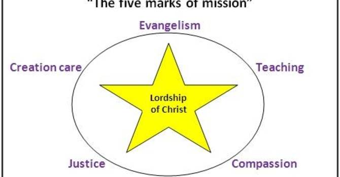 "Moving Towards a ""Holistic Mission"" image"