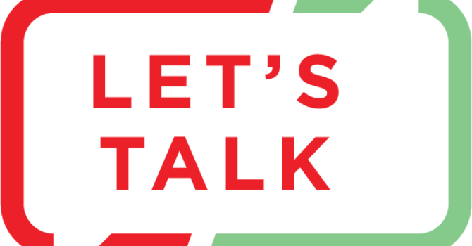 """Let's Talk"" - What's on your heart and mind? image"