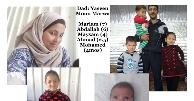 Refugee Family Update image