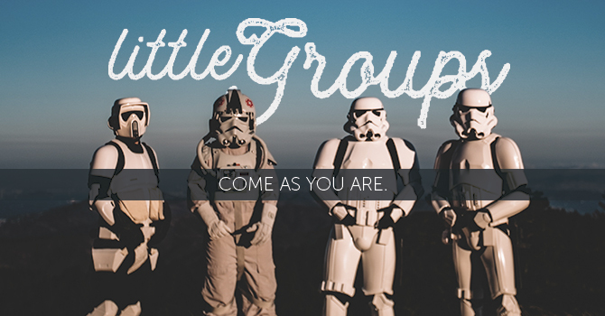 Introducing littleGroups! image