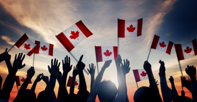 The Land Of The Living and Canada 150 image