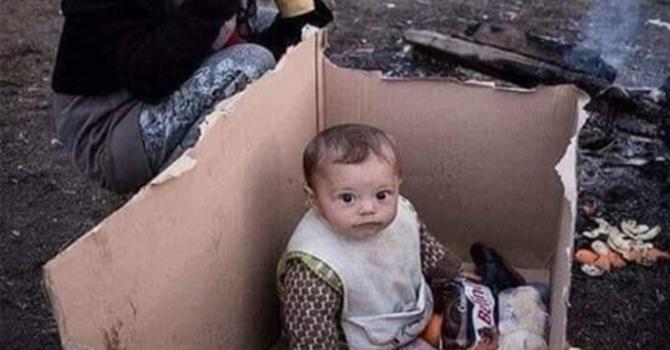 Child of Shame, Child of Grace image