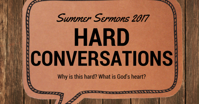 Hard Conversations Week Two: Medical Assistance in Dying image