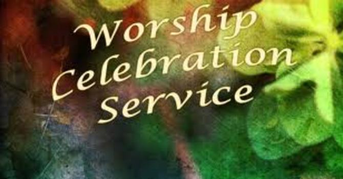 Worship Celebration Service image