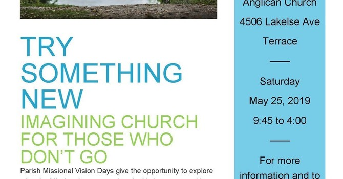 Parish Missional Vision Event