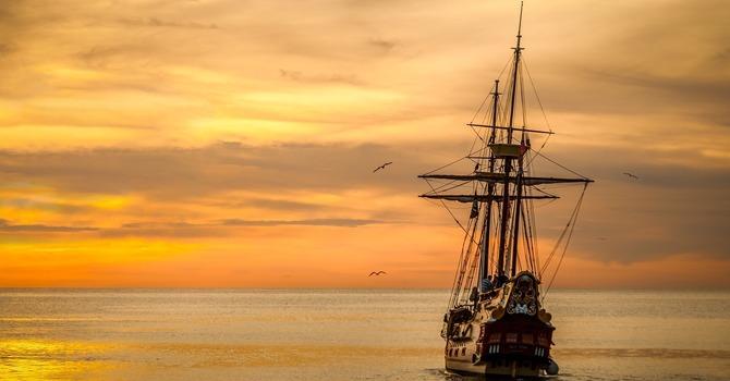 Setting Sail - November 15, 2020 image