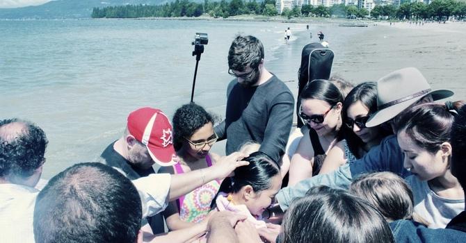 Rachel's Baptism Day!  image