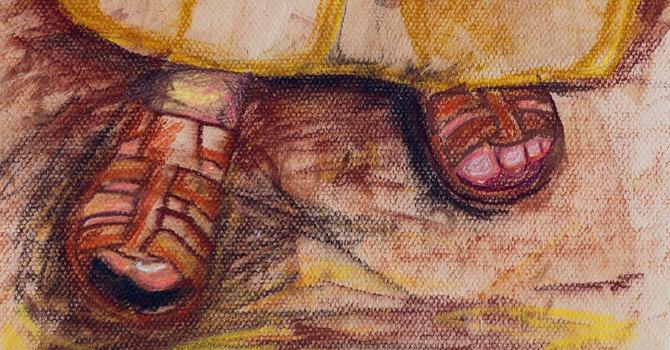 Mark 6:1-13 image