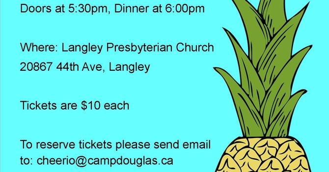 The Camp Douglas Annual Spring Fundraising Dinner! image