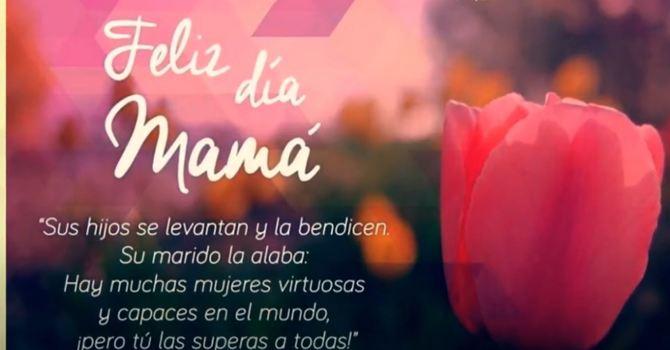 Madre: Reflejo de Dios!