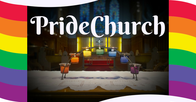 PrideChurch Eucharist