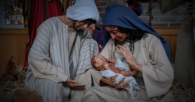 Early Christmas Eve Communion