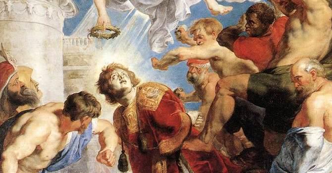 Martyrdom image