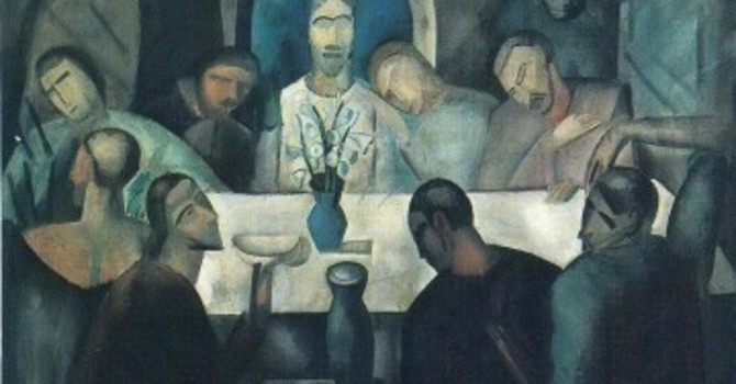 Art and Soul II - Day 44 - Maundy Thursday