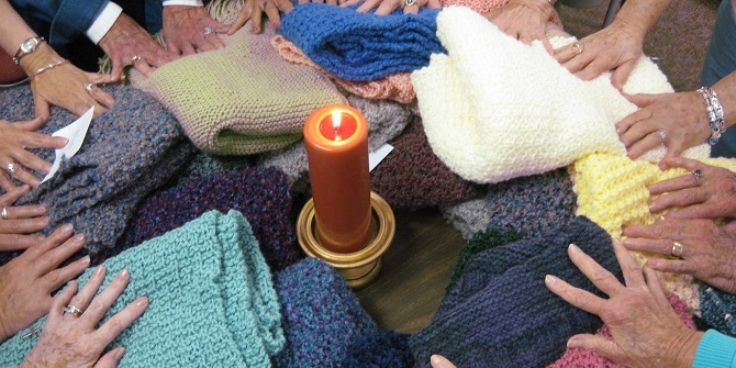 Divine Knitters | Faith in Action | St  John the Divine