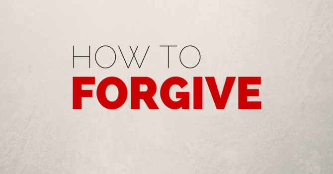 How To Forgive image