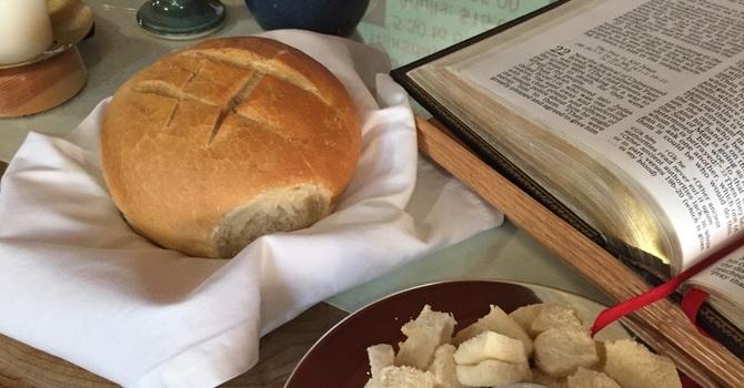 Easter Sunday Communion Service image