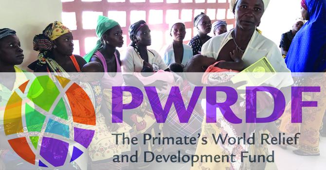 PWRDF supports International Development Week image