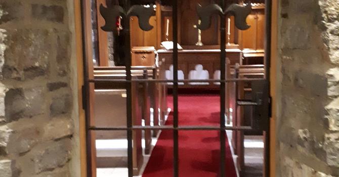 The Columbarium at Christ Church Cathedral