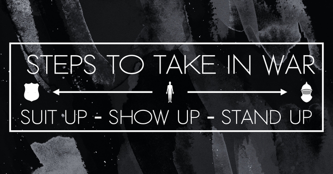 Steps To Take In War