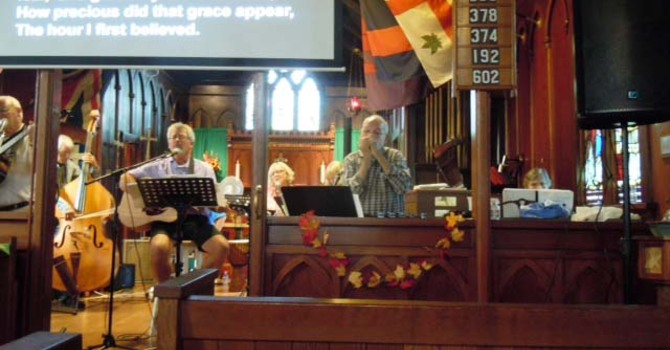 Tea and Sing-a-long Fundraiser at Sapperton Church image