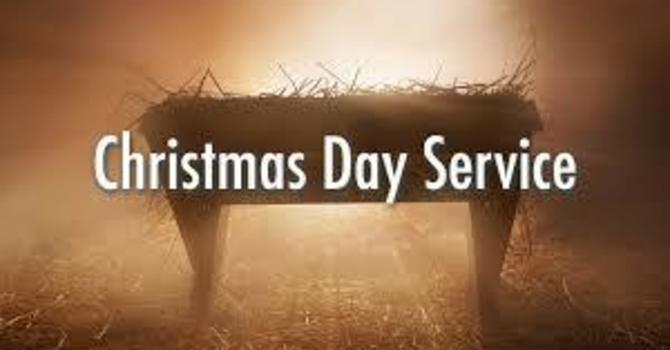 Karen Hollis Christmas Day Service image