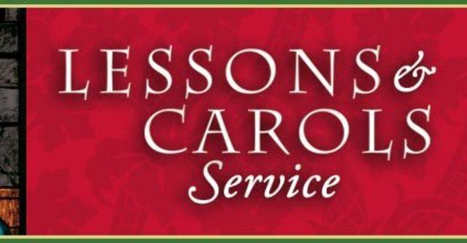 Karen Hollis- Christmas Eve Service of Lessons and Carols image