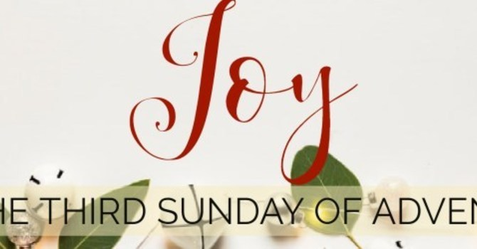 Karen Hollis Sermon – Luke 3:7-18 December 16, 2018 Third Sunday of Advent image