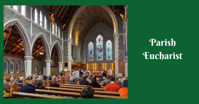 Parish Eucharist - The 24th Sunday after Pentecost image