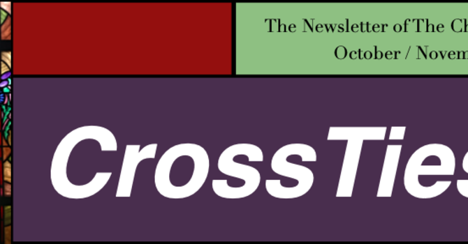 CROSS TIES - Aug/Sept 2021 image