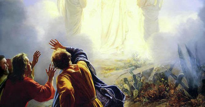 Exodus 24: 12-18 and Matthew 17: 1-9 image