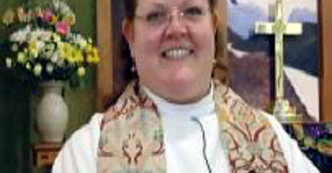 Heather Robinson appointed chaplain, Queen Margaret School image