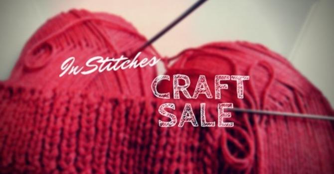Craft Sale A Great Success image