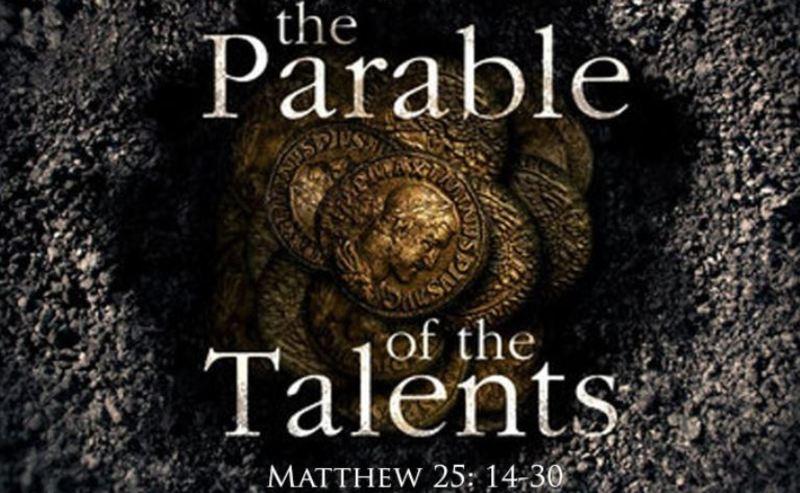 Pentecost 24A - November 15, 2020